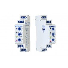 Трехфазное реле напряжения контроля фаз РНПП-312  одномодульное(НОВАТЕК-ЭЛЕКТРО)
