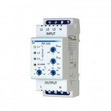 Универсальный автоматический электронный переключатель фаз ПЭФ-320 (НОВАТЕК-ЕЛЕКТРО)