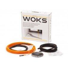 Комплект для теплого пола Woks-17    0,7х0,8х1 м2  135 Вт (кабель)
