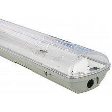 Светильник ДПП 2х36  IP65 серия W (без ПРА) (OPTIMA)