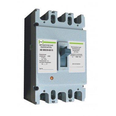 Автоматический выключатель ПРОМФАКТОР АВ3003/3 Н 125 - описание, характеристики, отзывы