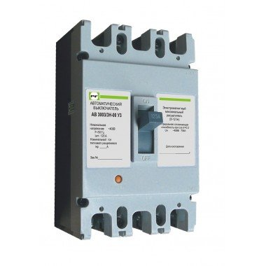 Автоматический выключатель ПРОМФАКТОР АВ3003/3 Н 200 - описание, характеристики, отзывы