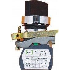Выключатель кнопочный ВК 011 ПР 2-х  13