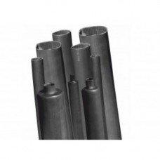 Термоусадочная трубка клеевая (черная) RPKН1 52/20x1-C RADPOL