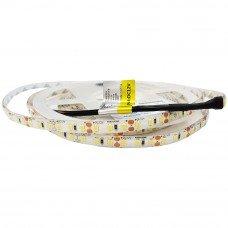LED лента нейтральная белая 8,6Вт 12V 4000К (120) RN68C0TA-B,  562Lm NW (7742), герметичная IP 65 RISHANG