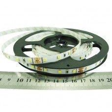 LED лента, теплая белая, 5,5Вт, 12V, 3000К, (60) RN0860TA-B e-pcb, 530Lm WW (7486) RISHANG