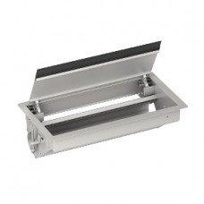 Блок розеточный с крышкой на 5+1 розеток, Schneider electric