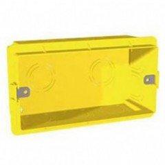 Коробка врезная 4 модуля
