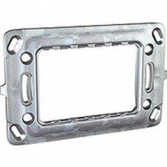 Суппорт для механизмов 3-модульных металлический