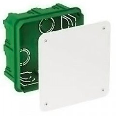 Коробка распределительная для сплошных стен 100х100х50, Schneider Electric