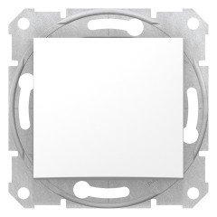 Выключатель кнопочный белый Sedna Schneider electric