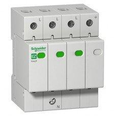 Устройство защиты от импульсных перенапряжений (УЗИП) 3Р+N/20кА/10кА/1,3кВ, Schneider Electric EZ9