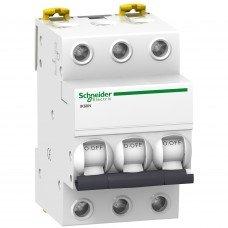 Автоматический выключатель iK60 3P 32A B, Schneider electric