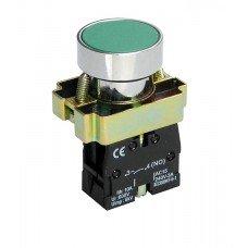 Кнопка  TNSy  XB2-BA31 1NO без подсветки, зеленая