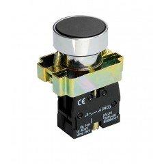 Кнопка TNSy XB2-BA21 1NO без подсветки, черная