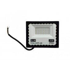 Прожектор LED 20W Ultra Slim 220V 1800Lm 6500K IP65 SMD