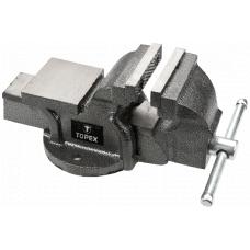 Тиски слесарные TOPEX 75 мм