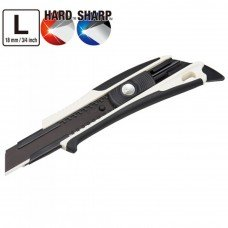 Нож DORA Fin Cutter 18mm  Razar Black Blade, automatic lock