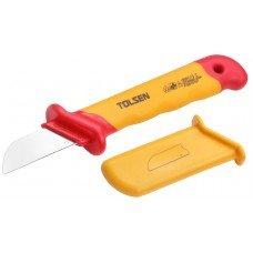 Нож диэлектрический 50х180мм прямой