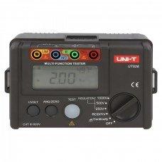 Измеритель сопротивления заземления UNI-T UT526