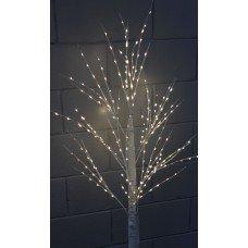 Новогоднее светодиодное дерево WW теплое с контроллером Ukrled