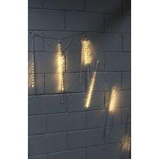 Уличные светодиодные палочки 50 см 8 шт. WW теплые Ukrled