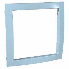 Рамка внутренняя Schneider Electric Unica Colors, голубой