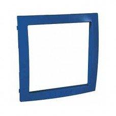 Рамка внутренняя Schneider Electric Unica Colors, синий