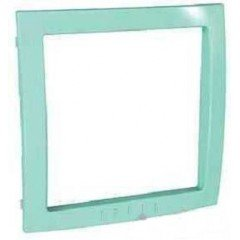 Рамка внутренняя Schneider Electric Unica Colors, светло-зеленый