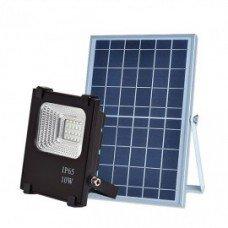 Прожектор с солнечной батареей VARGO 10W с пультом (VS-319) IP66