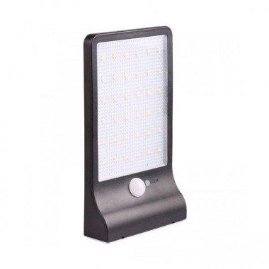 Светильник с солнечной батареей VARGO 8W с д/р (VS-338) IP65 - описание, характеристики, отзывы