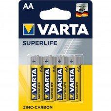 Батарейка VARTA AA SUPERLIFE BLI 4 шт