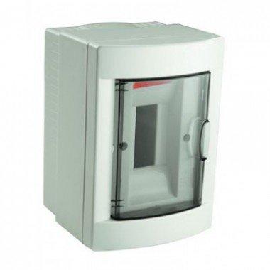 Щиток распределительный VIKO 2-автомата (накладной) - описание, характеристики, отзывы