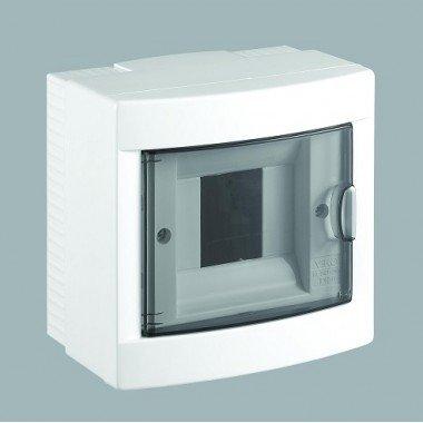 Щиток распределительный VIKO 4-автомата (накладной) - описание, характеристики, отзывы