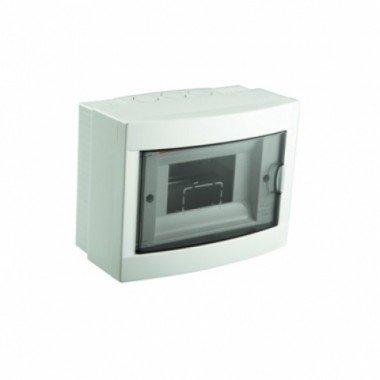 Щиток распределительный VIKO 6-автоматов (накладной) - описание, характеристики, отзывы