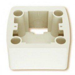 Коробка для наружного монтажа ViKO Carmen, крем