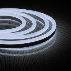 Неоновая светодиодная лента 120SMD(2835)/m 230V 9,6W/m 16*8mm теплый белый IP65 LS720 , FERON