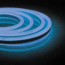 Неоновая светодиодная лента 120SMD(2835)/m 230V 9,6W/m 16*8mm синяя IP65 LS720 , FERON