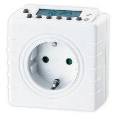 Розетка-таймер TM 211 недельный 3600W/16A  FERON