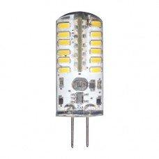 Лампа LED FERON G4 LB-422 AC/DC12V 3W 48leds 4000K 240lm