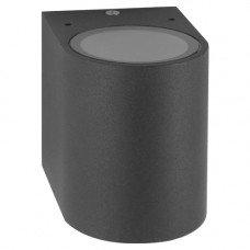 Светильник для архитектурной подсветки DH014 230V без лампы MR16/GU10,  81*92*92 серый FERON