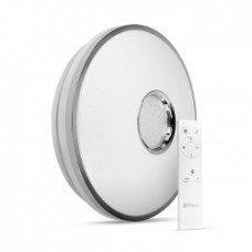 Светильник LED FERON  AL5100  EOS 36W круг, RGB 2880Lm  2700K-6400K  400*80mm