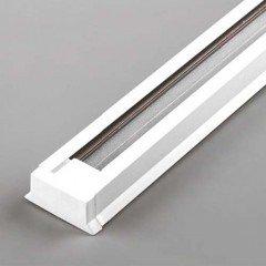 Шинопровод однофазный для трековых светильников, белый 1м CAB1000  FERON