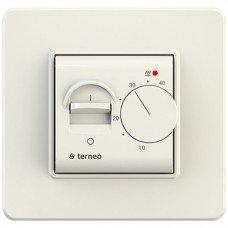 Терморегулятор Terneo mex unic (слон. кость)