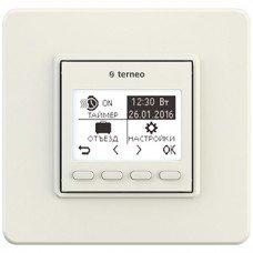 Терморегулятор Terneo pro.unic (слон. кость)