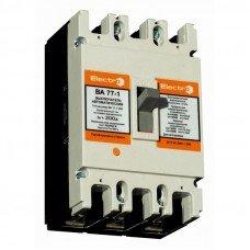 Автоматический выключатель ВА 77-1-250  125А  (ElectrO TM)