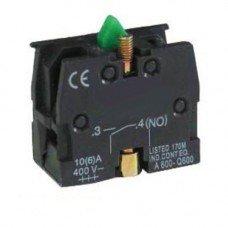 Дополнительный контакт для кнопок и переключателей NO (ElectrO TM)