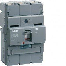 Автоматический выключатель HNB250H  Hager (3p,С,250А)