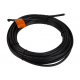 Нагревательный кабель PRO Ø7 мм, 30 Вт/м - 73.0 м