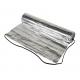 Алюминиевый мат для паркета и ламината Alu-Мat 140 Вт/м² - 2.5 м² (0.5 x 5.0 м)